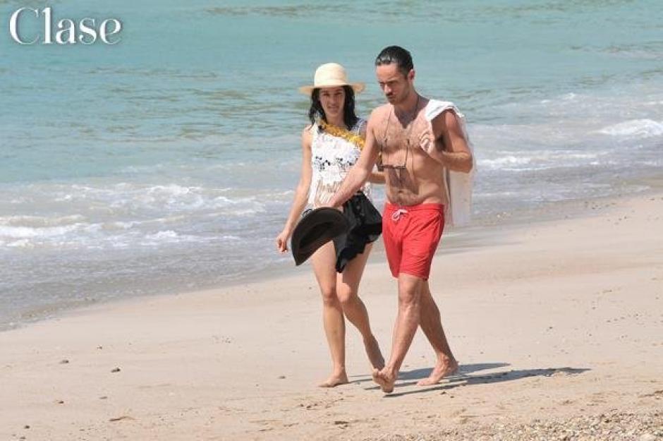 Rodrigo Rodríguez es el esposo de Ximena Sariñana. (Foto: Clase)