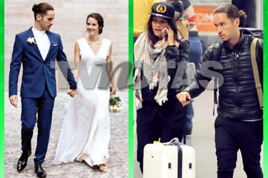Rodriguez y Sariñana se casaron hace cinco meses. (Foto: TvNotas)