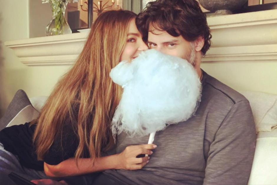 En Instagram, la actriz colombiana Sofía Vergara celebra dos años de relación. (Foto: Instagram)