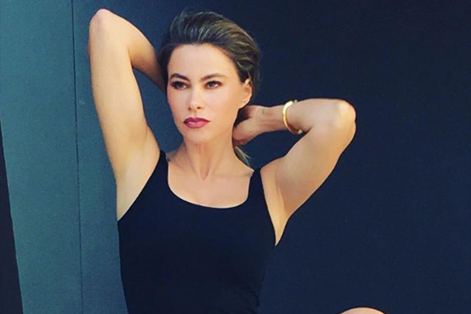 Sofía Vergara arrancó más de un suspiro de sus seguidores en Instagram. (Foto: Instagram)