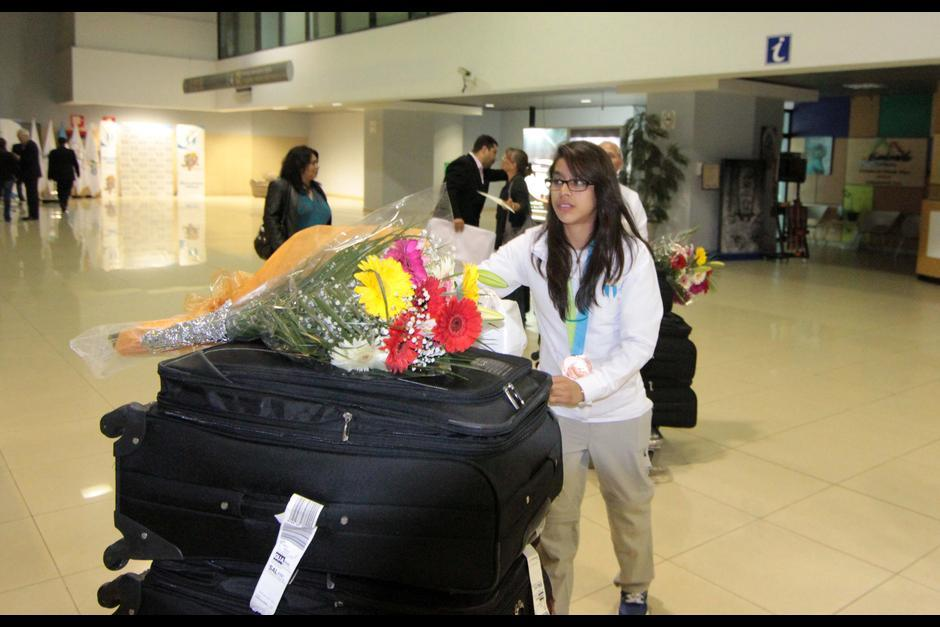 Ana Sofía Gómez rumbo a Río en busca de boleto olímpico