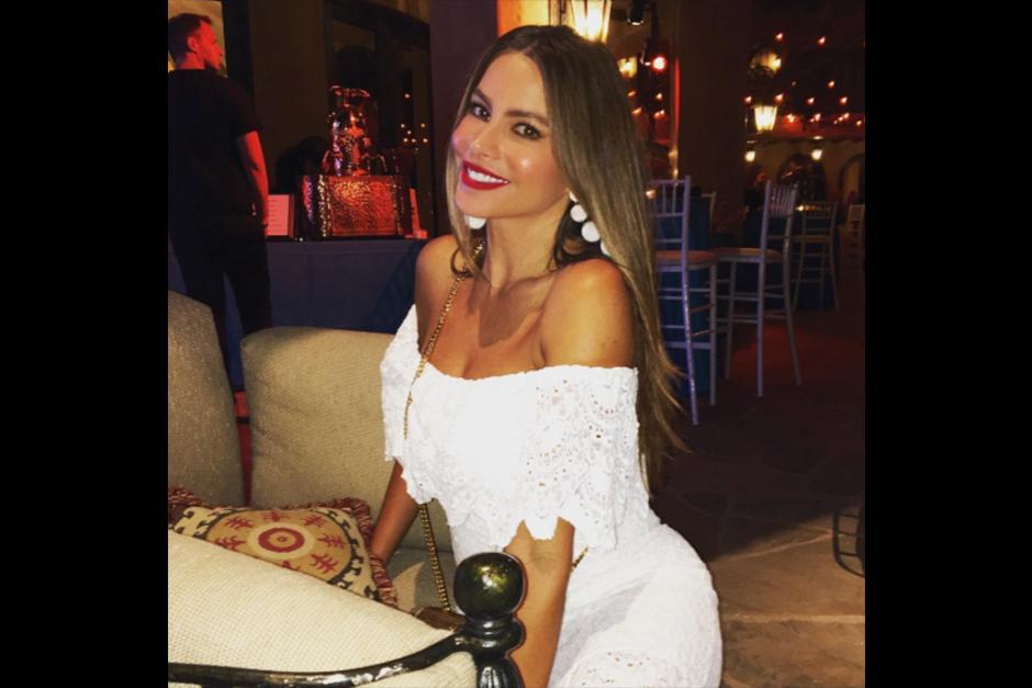 La actriz colombiana es popular gracias a la comedia de Modern Family. (Foto: Instagram)