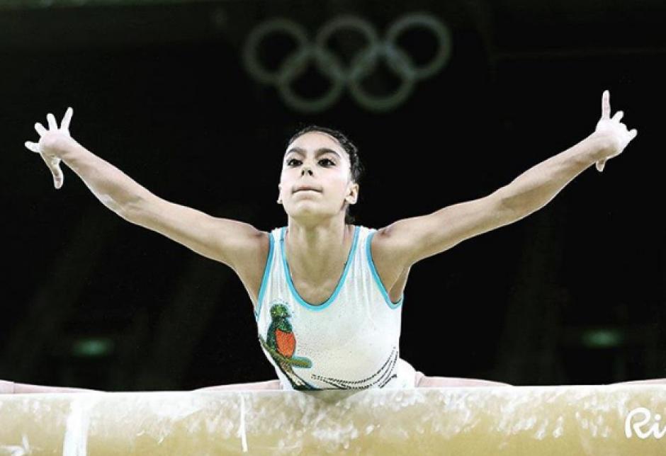 La atleta Ana Sofía Gómez envió un mensaje a quienes la han criticado por su participación en Río 2016. (Foto: Instagram/Ana Sofía Gómez)