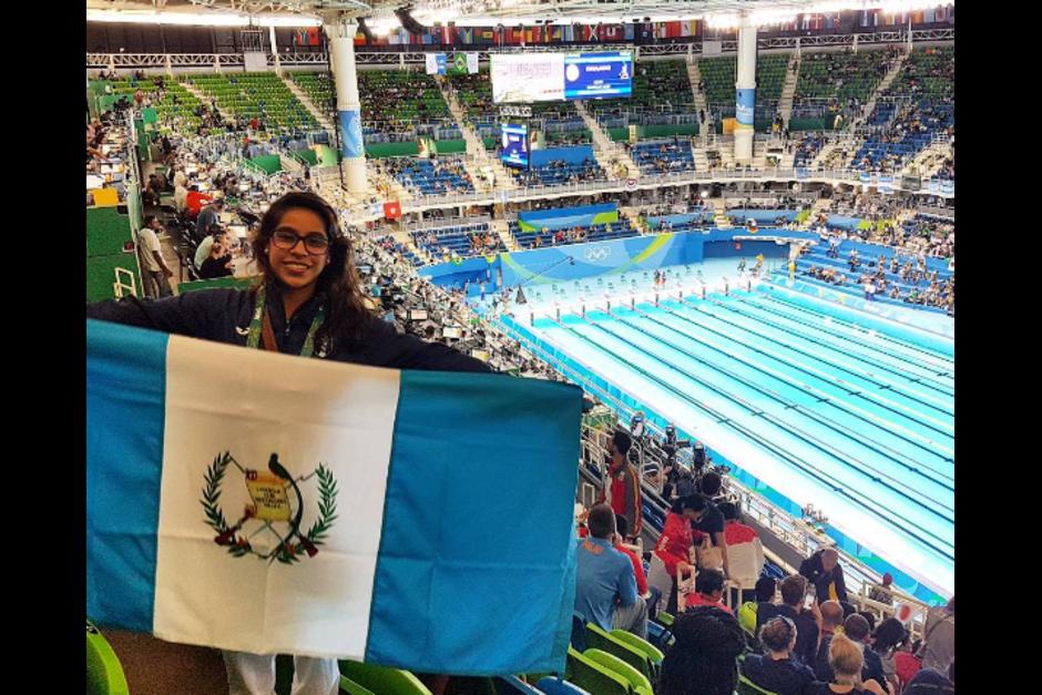 Estos son los segundos Juegos Olímpicos en los que Gómez participa. (Foto: Archivo/Soy502)