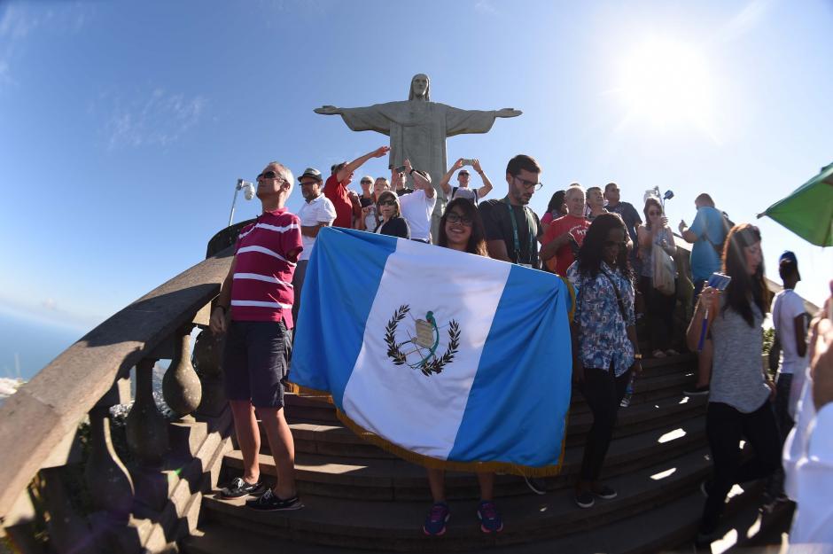 El Cristo Redentor es visitado por miles de personas al día, en temporada alta de turismo. (Foto: Aldo Martínez/Enviado especial de Nuestro Diario)