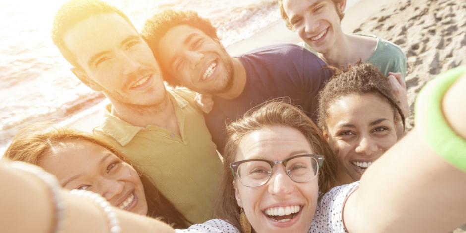 Los viajes, estudios y actividades con amigos son apreciados. (Foto: google)