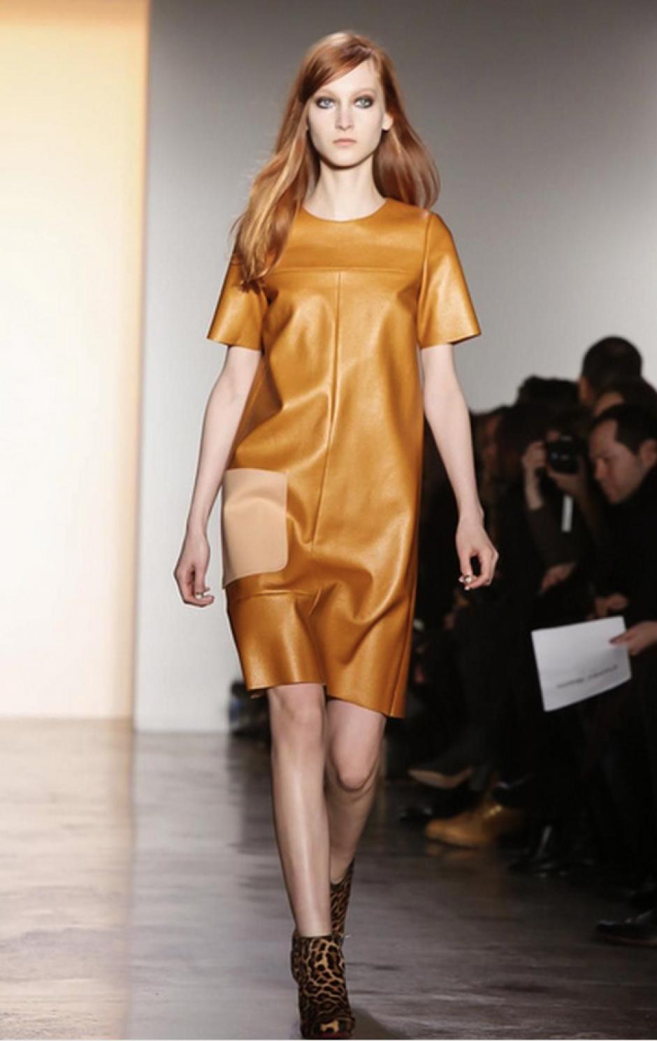 Los tonos dorados son la sugerencia de Som. (Foto: NowFashion)