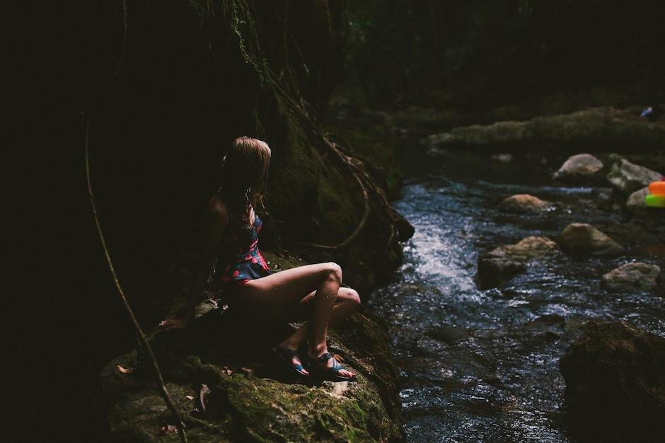 "Hailey Devine, autora del blog ""Something Devine"" publicó su experiencia Guatemala. (Foto: Something Devine)"