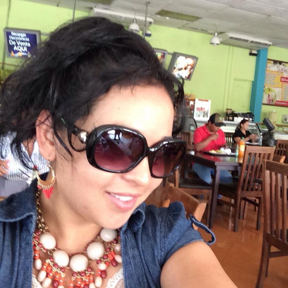 Sonia Marilis Solís fue detenida en Ipala. La PNC afirma que se busca extraditarla. (Foto: Facebook)