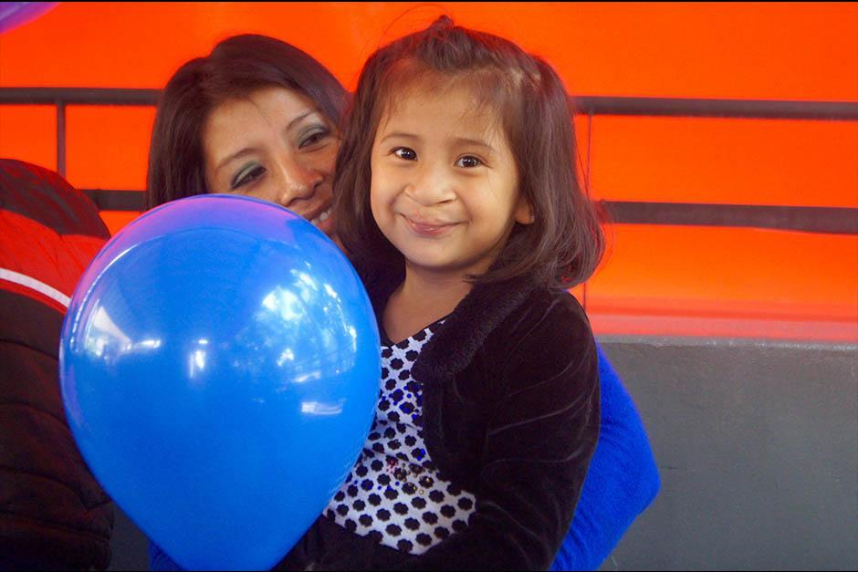 Uno de cada 500 niños en Guatemala nacen con labio y paladar hendido. (Foto: Ana García/Soy502)