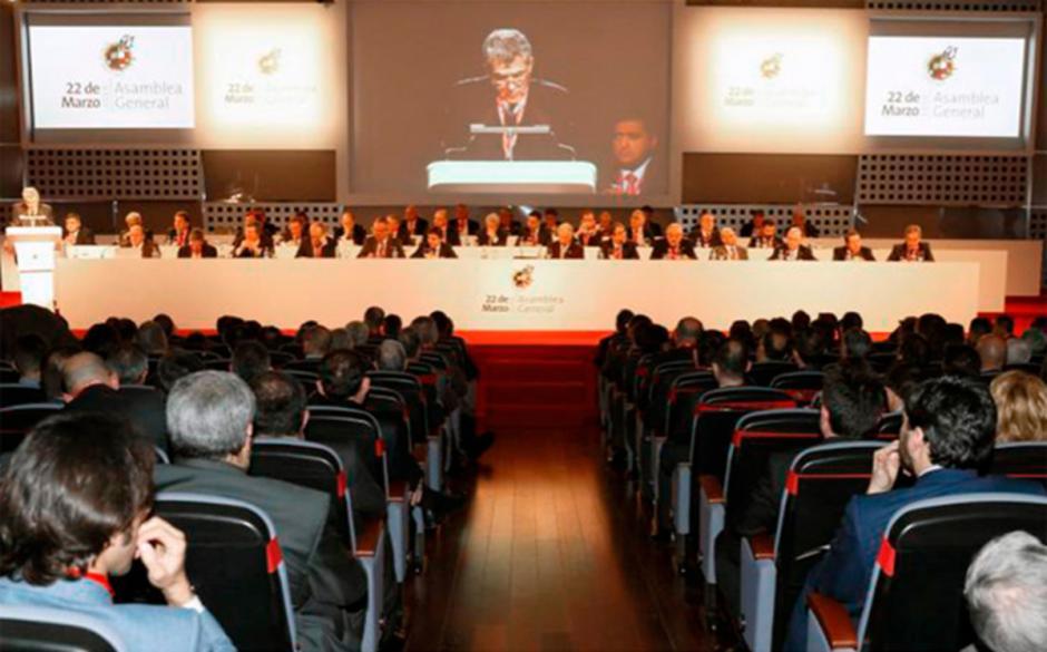El sorteo tuvo lugar durante la asamblea de la Real Federación Española. (Foto: sport.es)