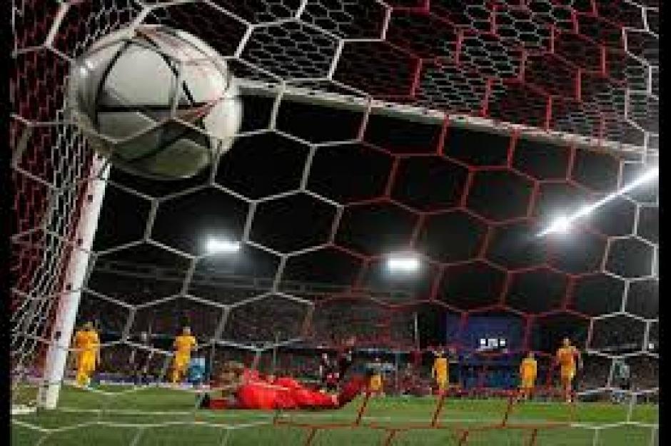 Así fue la segunda anotación del Atlético de Madrid. (Foto: EFE)