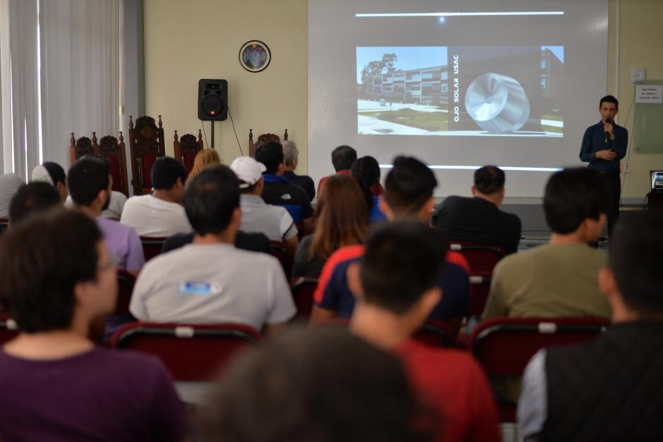 En esta cuarta edición del Space Apps Challenge se inscribieron 141 guatemaltecos. (Wilder López/Soy502)