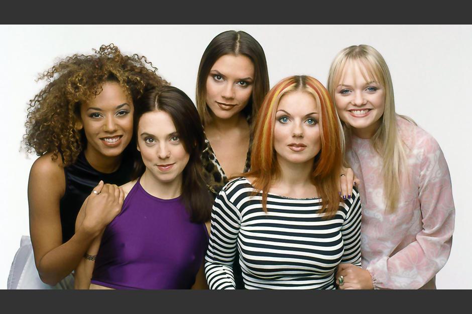 Las Spice Girls fue una de las bandas más populares en los años 90. (Foto: Fanart)