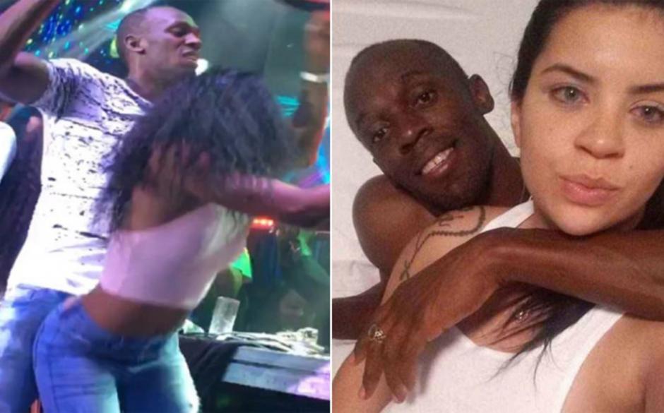 Bolt se divirtió con distintas mujeres la noche de su cumpleaños en Río de Janeiro. (Foto: sport.es)