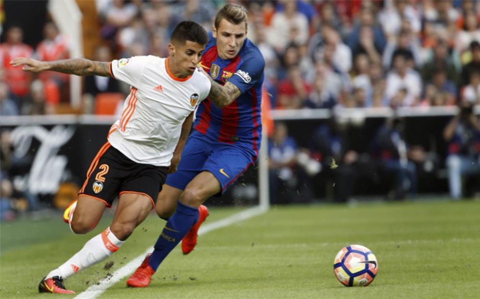 Joao Cancelo llegaría al Barcelona en junio. (Foto: Sport)