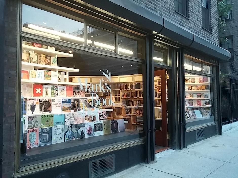 El protagonista se inpira en el libro de un Ixil que encuentra en una librería de St. Marks Place. (Foto: Sta Marks Book Shop)
