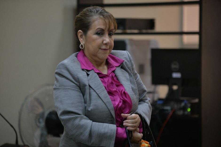 Una jueza ordenó que este caso sea trasladado al Congreso. (Foto: Wilder López/Soy502)