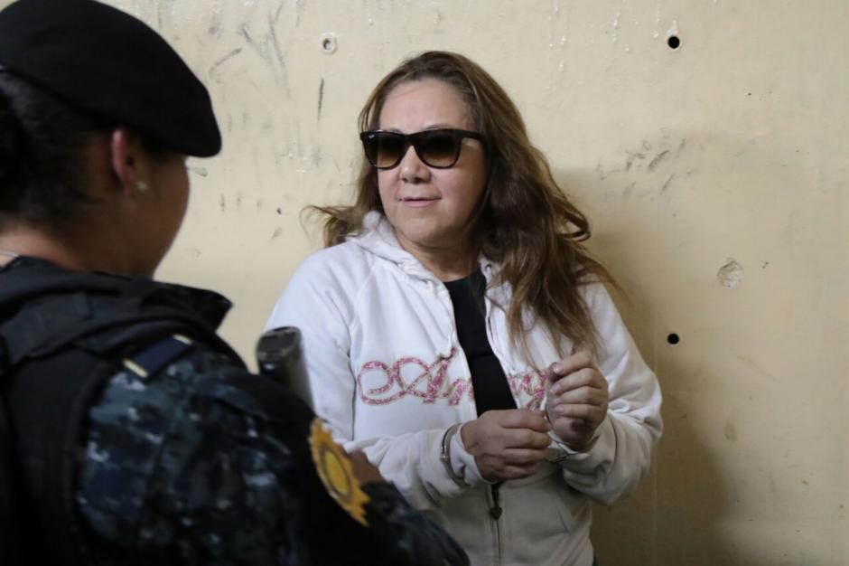 Quería evitar su captura con un disfraz. (Foto: Alejandro Balan/Soy502)