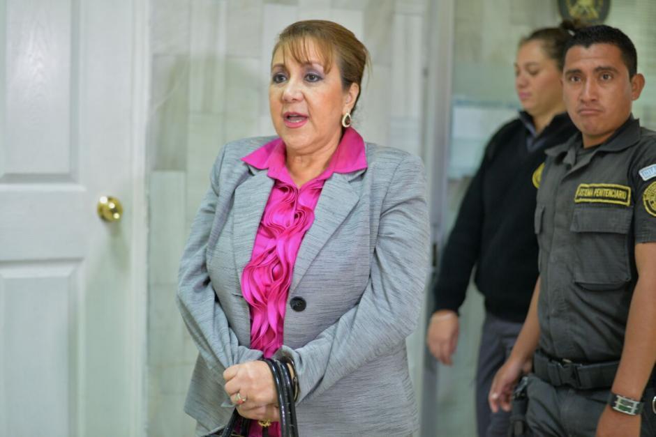 La diligencia del viernes se canceló a petición de la abogada defensora. (Foto: Wilder López/Soy502)