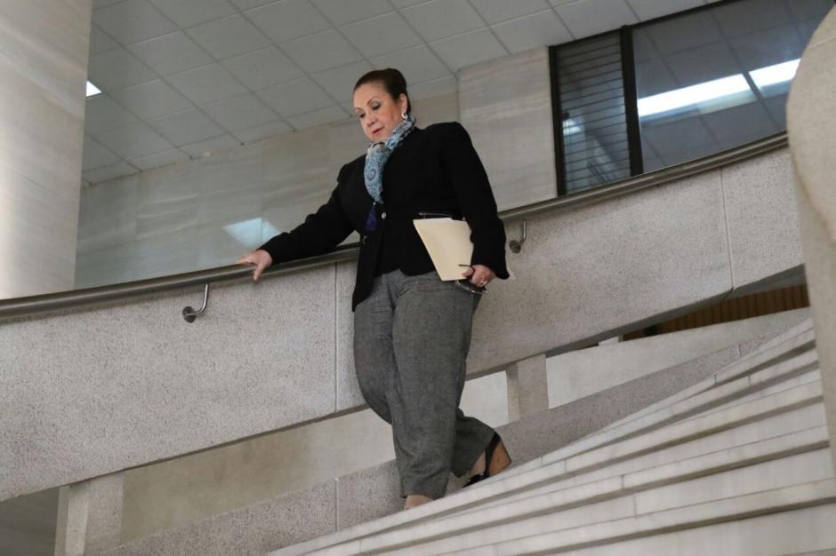Stalling calificó de novato y mentiroso al juez Carlos Ruano. (Foto: Alejandro Balan/Soy502)
