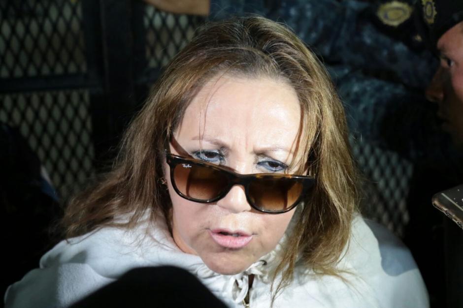 Blanca Stalling es acusada de tráfico de influencias. (Foto: Alejandro Balan/Soy502)