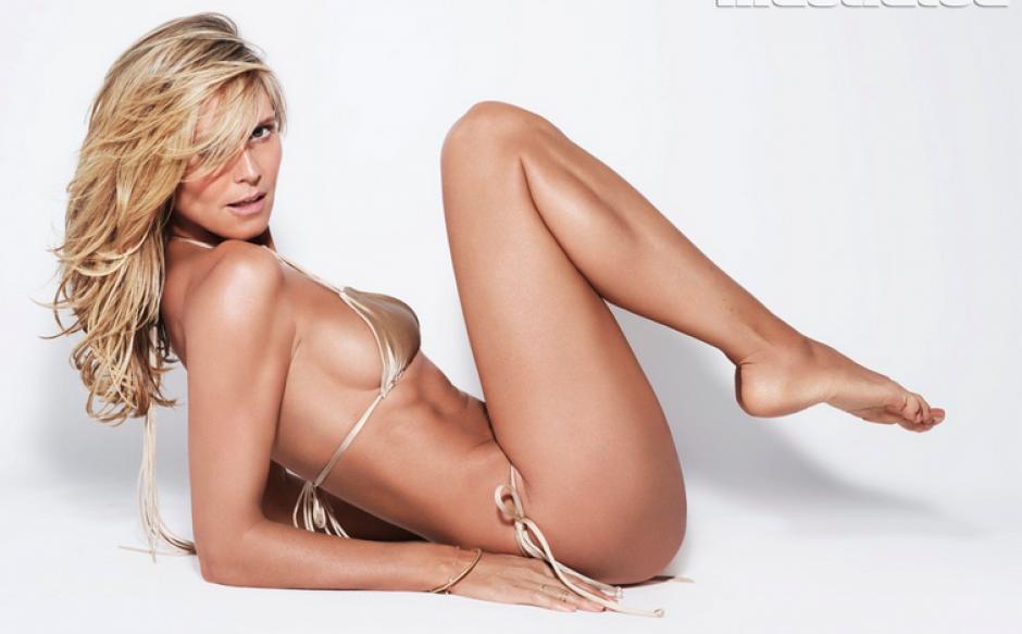 Actualmente Heidi Klum tiene 42 años. (Foto: starmedia.com)