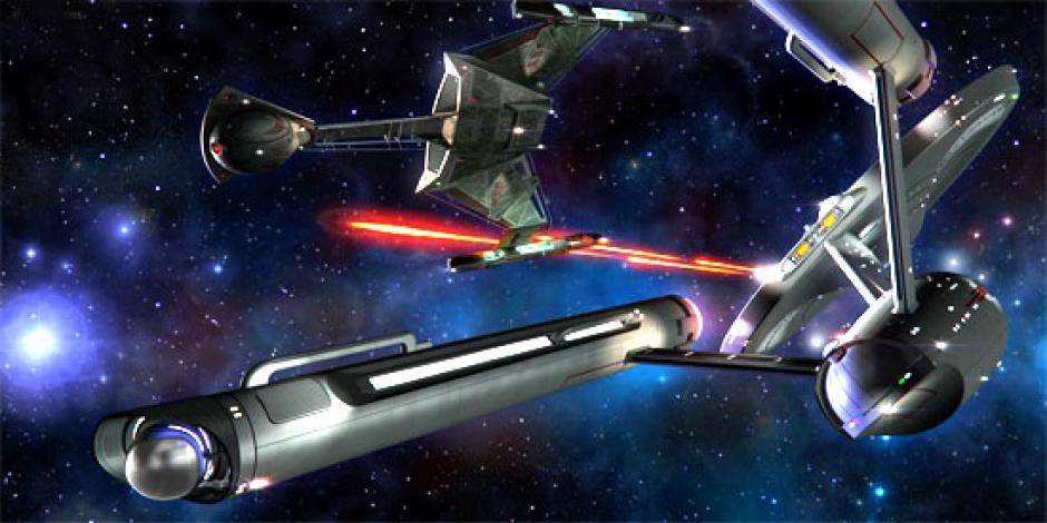 En el video se ve a la famosa nave del capitán Kirk. (Foto: startrek,com)