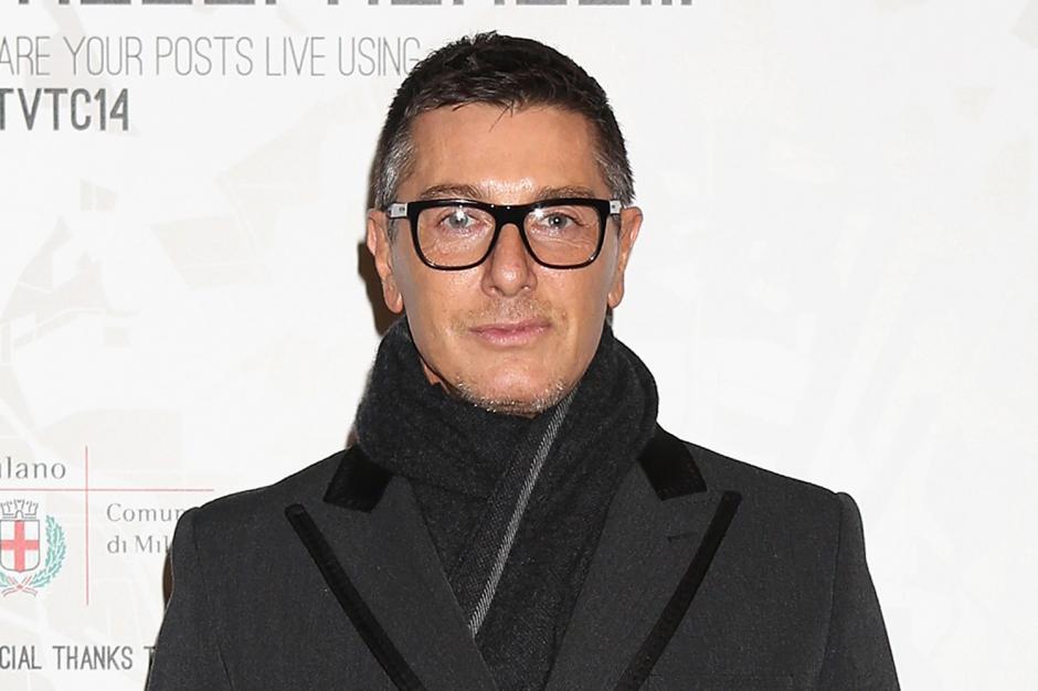 El diseñador y cofundador de Dolce & Gabbana, Stefano Gabbana se encuentra en Guatemala. (Foto: www.standard.co.uk)