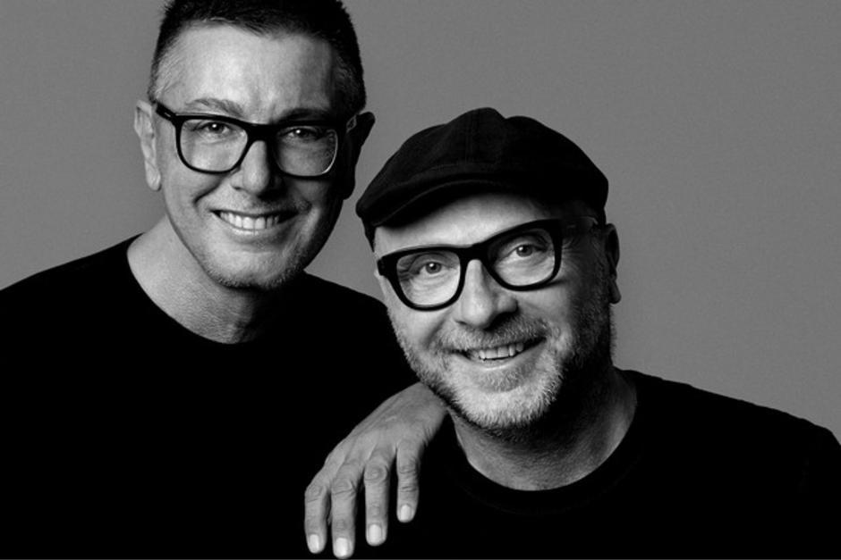 Stefano Gabbana y Domenico Dolce crearon una de las marcas de alta costura más reconocidas. (Foto: www.thenational.ae)