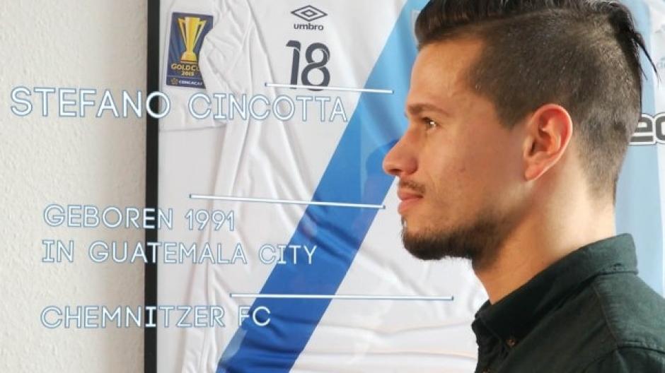 Cincotta demuestra lo orgulloso que está de sus raíces guatemaltecas. (Foto: Facebook)
