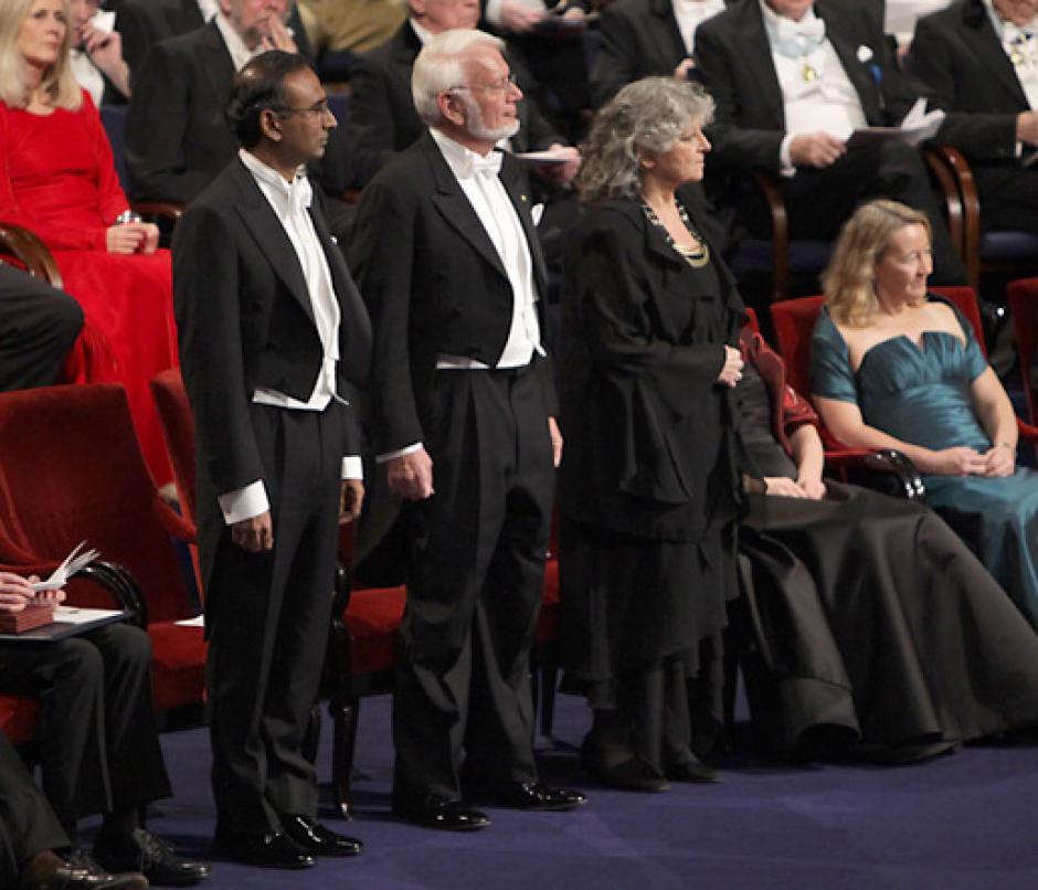 En 1997 tres científicos recibieron el Nobel de Química por su trabajo con los ribosomas. (Foto: Premio Nobel)