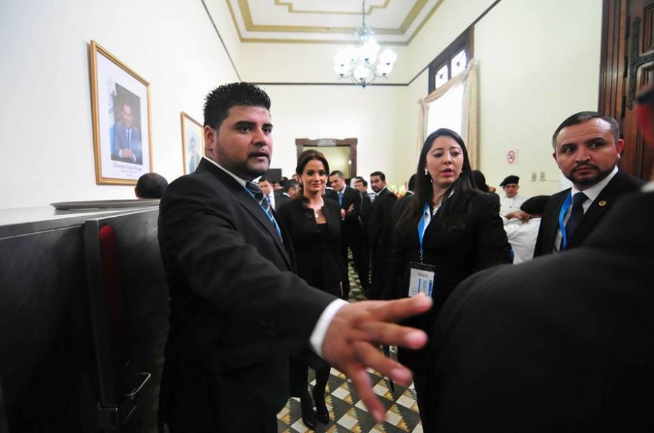 Stella Alonso llegó al Congreso porque Gudy Rivera se quedó fuera por procesos de antejuicio en su contra. (Foto: Alejandro Balán/Soy502)