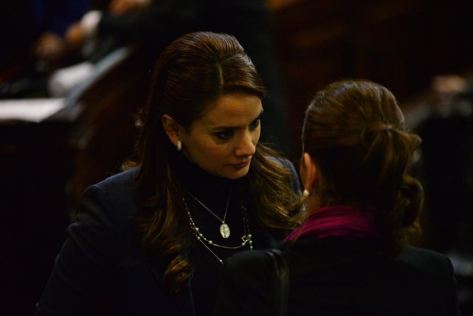 La legisladora es una de las más faltistas del Congreso. (Foto: Archivo/Soy502)