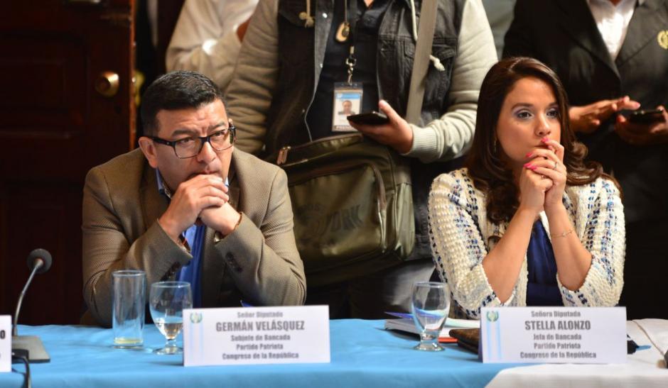 La diputada Stella Alonzo se autodesignó como presidenta de la Comisión de Asuntos Municipales. (Foto: Jesús Alfonso/Soy502)
