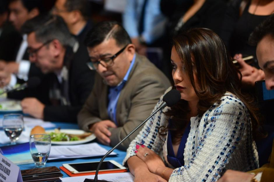 El PP solo tiene dos diputados. (Foto: Jesús Alfonso/Soy502)