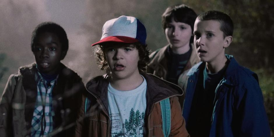 Stranger Things es una de la favoritas por la crítica. (Foto: Stranger Things)