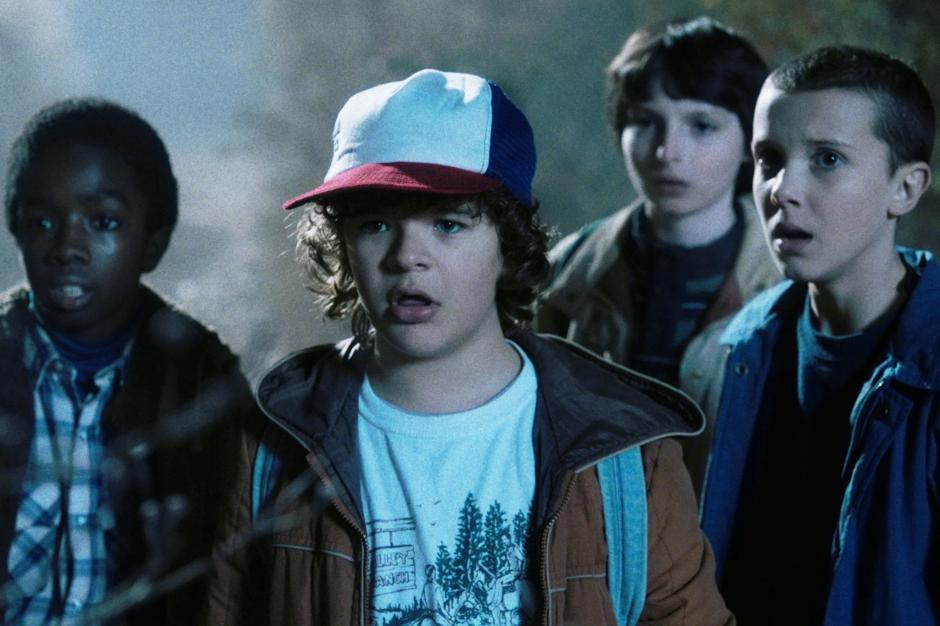 "La ""Stranger Things"" ha recibido buenas críticas. (Captura de pantalla: Netflix US & Canada/YouTube)"