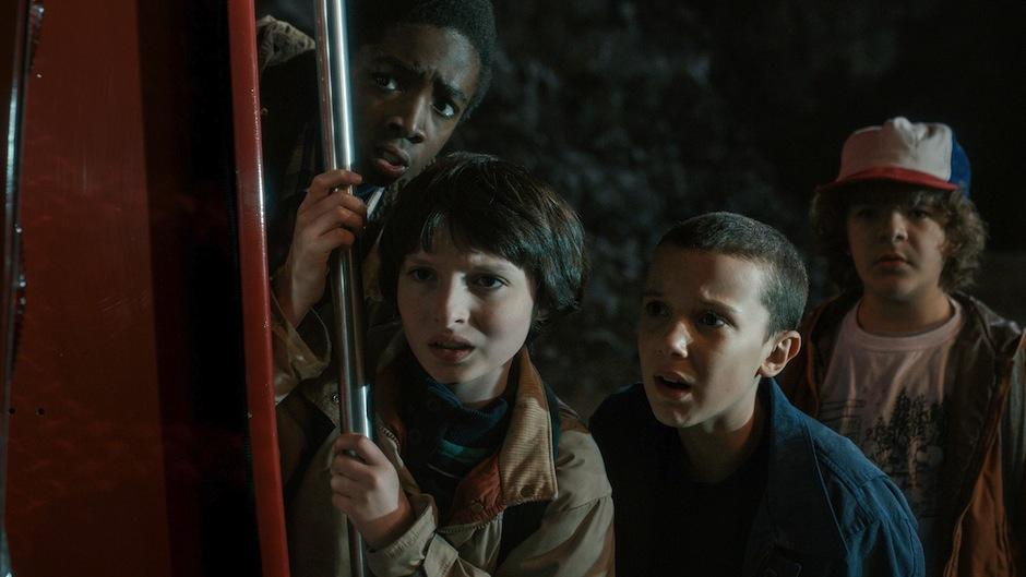 Stranger Things. (The Verge)