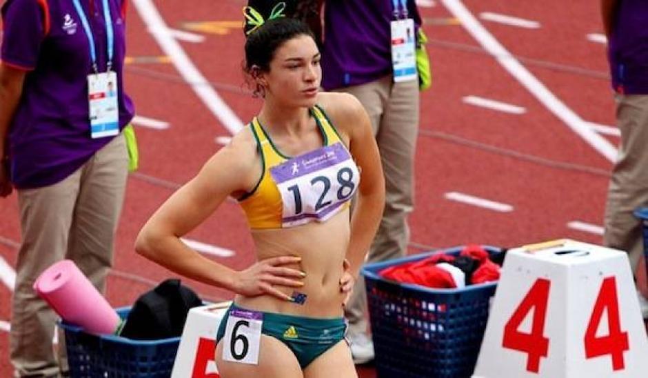 Michelle Jenneke es una atleta australiana. (Foto: stylogym.blogspot.com)