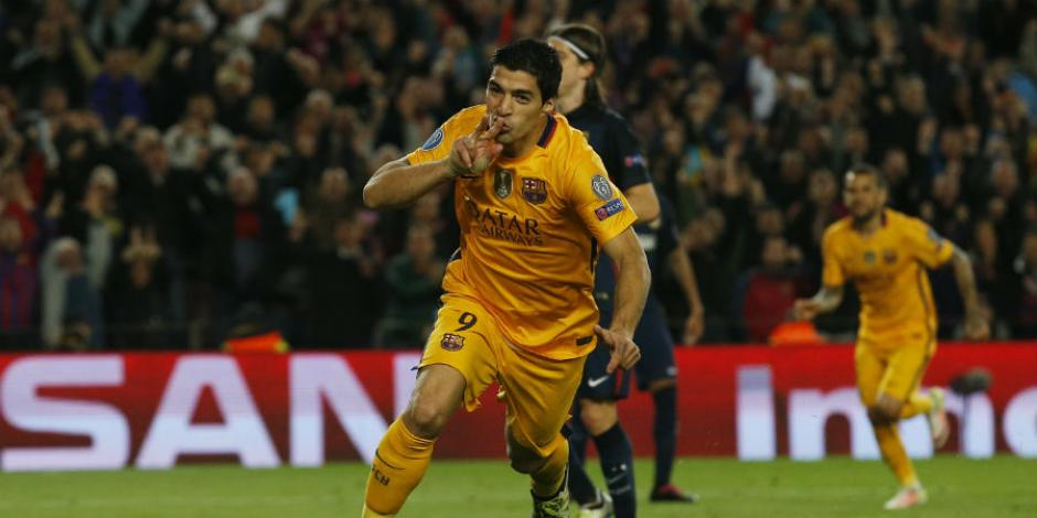 El delantero charrúa es pieza clave del tridente ofensivo de Barcelona. (Foto: latercera.com)
