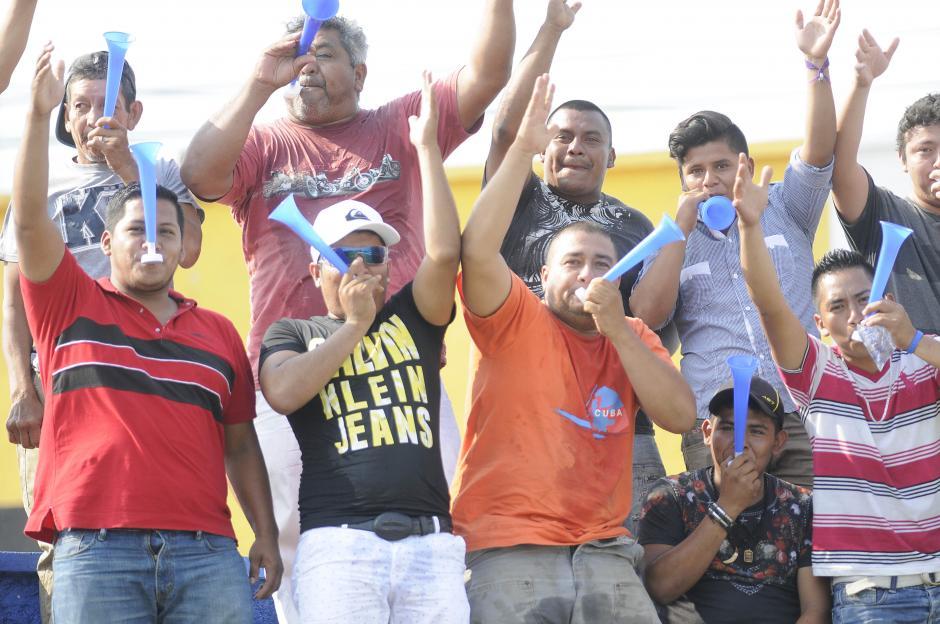 El cuadro local derrotó a Cobán 3-0. (Foto: Nuestro Diario)