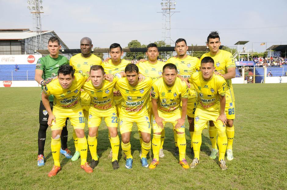 El equipo de Cobán se encuentra en el puesto 11 del torneo. (Foto: Nuestro Diario)