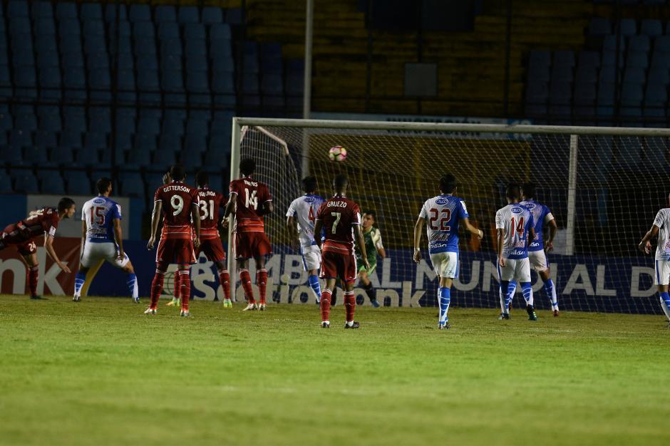 Los venados no pudieron reponerse de los goles en contra. (Foto: Sergio Muñoz/Nuestro Diario)