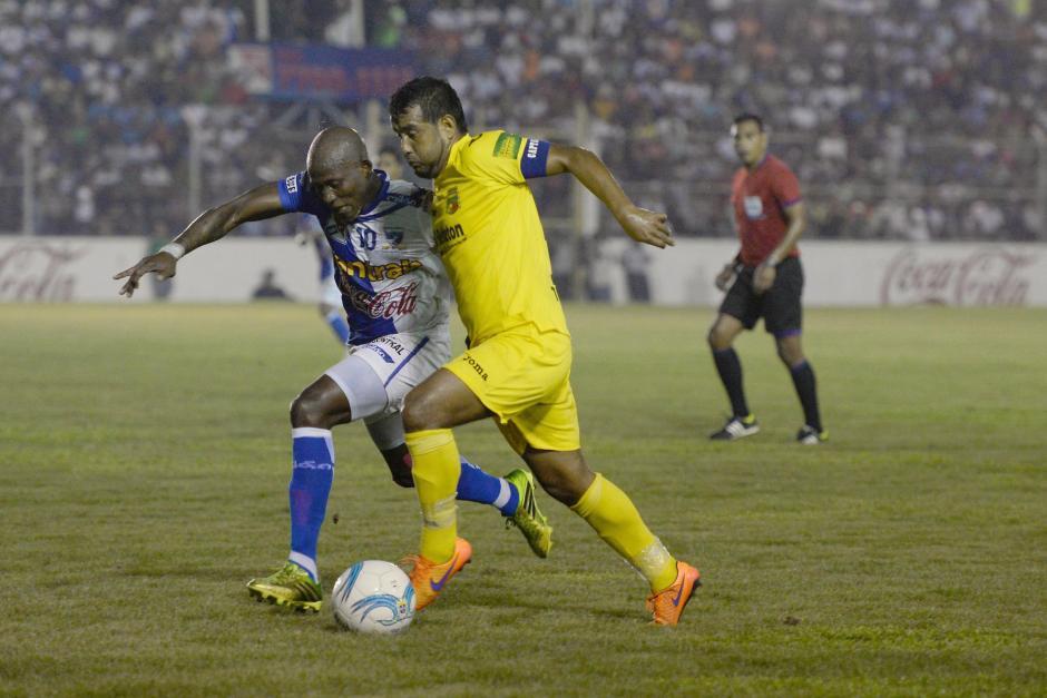 Guastatoya dio un buen partido en Mazatenango. (Foto: Nuestro Diario)