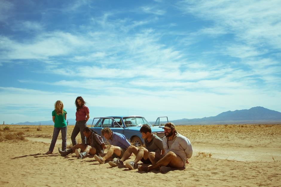 Película en la que actúa un guatemalteco se estrena en Netflix. (Foto: Sun Belt Express oficial)