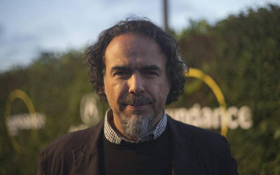 Iñarritu fue homenajeado en el festival. (Foto: EFE)