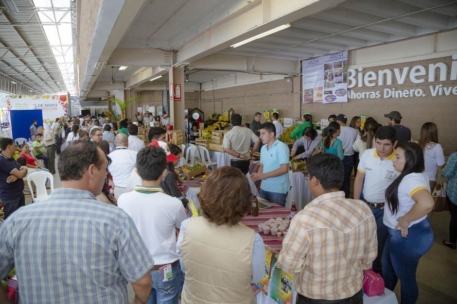 Con esta actividad se pretende concientizar sobre la importancia del consumo diario de fruta. (Foto: George Rojas /Soy502)