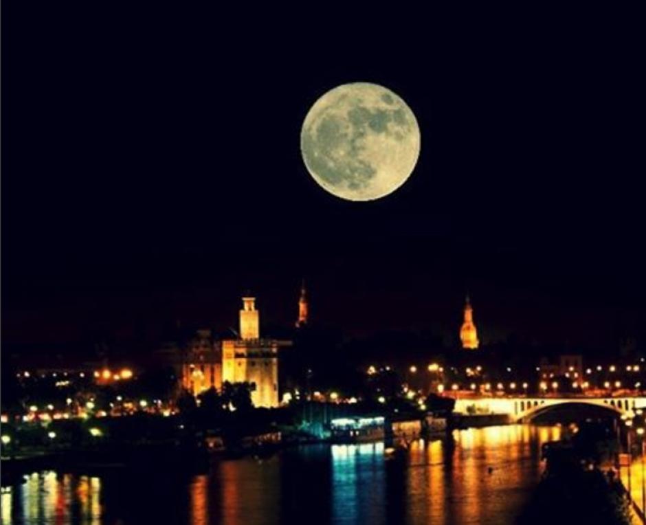 Los europeos ya han tenido la dicha de observar la Superluna (Foto: Instagram/@jmanuelvg)