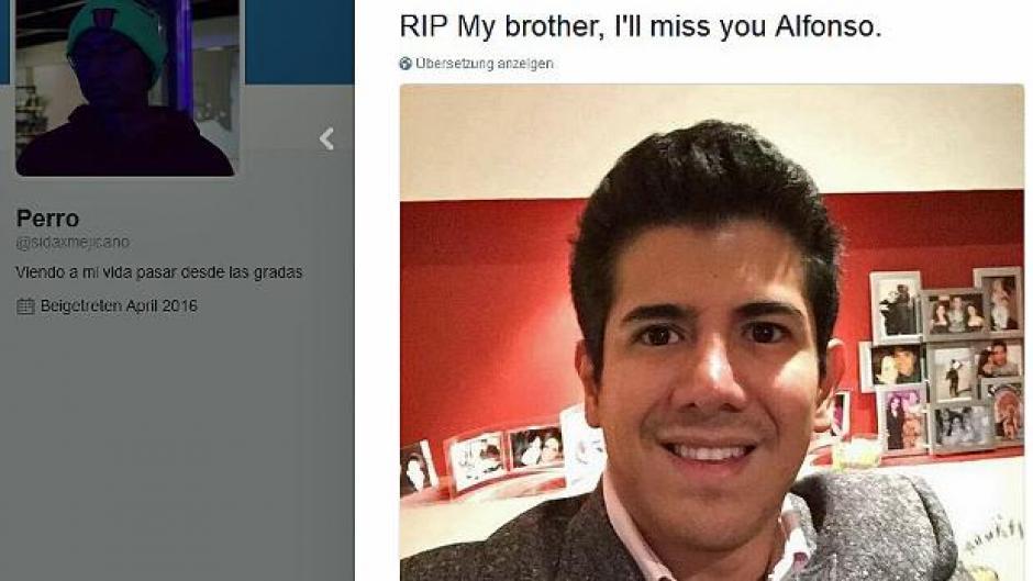 """Aparentemente la fotografía se viralizó como venganza con """"Alfonso"""" por una supuesta estafa. (Foto: www.n24.de)"""